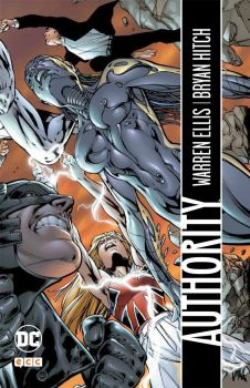 """Authority"" (Warren Ellis y Bryan Hitch, ECC Ediciones)"