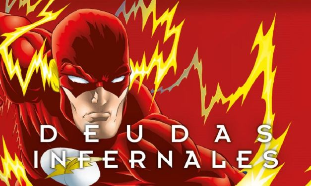 """Flash: Deudas infernales"" (Mark Waid, Paul Ryan y otros, ECC Cómics)"