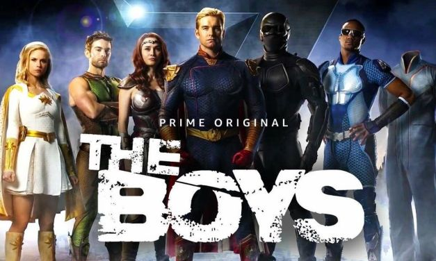 «The Boys» (Eric Kripke, Amazon Prime Video)