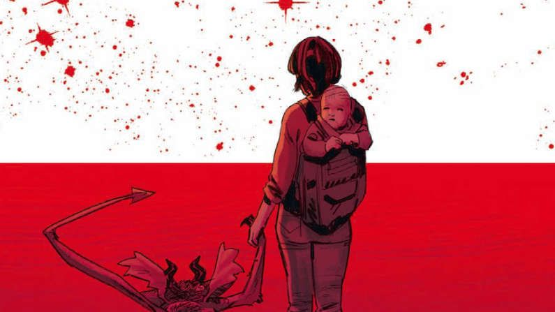 «Babyteeth #2» (Donny Cates y Garry Brown, Planeta Cómic)