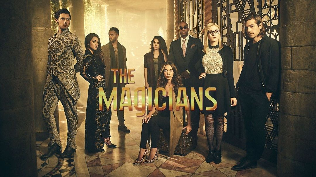 «The Magicians» (5a temporada) (SyFy, 2020)