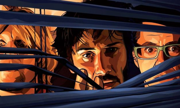 «A scanner darkly» (Richard Linklater, 2006)