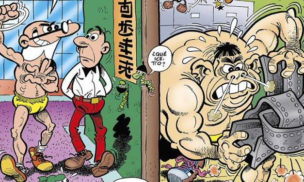 «Mortadelo y Filemón. Tokio 2020» (Francisco Ibañez, Bruguera)