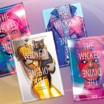 «The Wicked + The Divine #1-4» (Kieron Gillen, Jamie McKelvie, Clayton Cowles y otros, Norma Editorial)