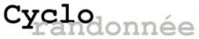 Logo Cyclo-randonné - cyclo-randonnee.fr