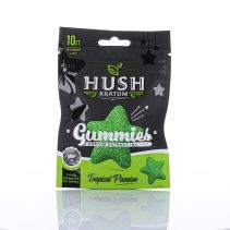 Hush Kratom Extract Gummies