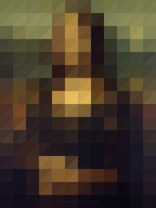 mona-lisa-pixalated-on-nintendo-or-just-isnt-vector