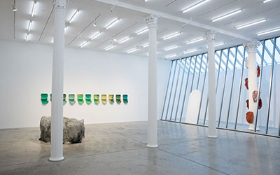 Art Galleries Checking out of Chelsea for Tribeca