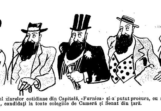 Alegeri parlamentare 1914 - Furnica
