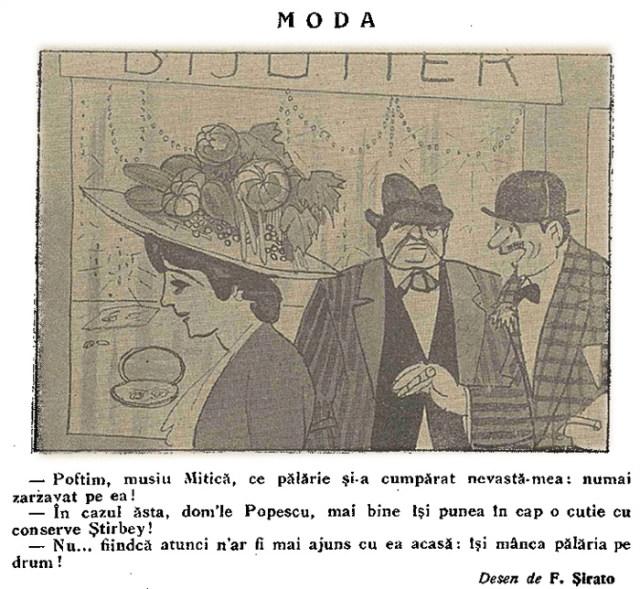 Furnica(1912) - conserva Stirbey
