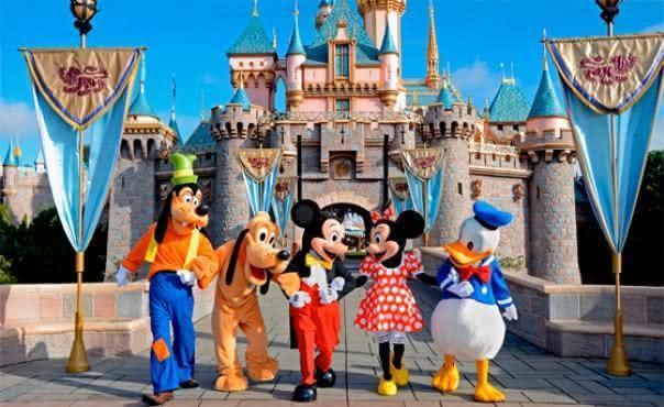 Trabalhar na Disney pode ser uma grande oportunidade para a sua carreira. (Foto: Divulgação)