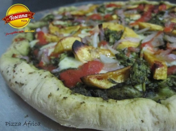 Pizza África