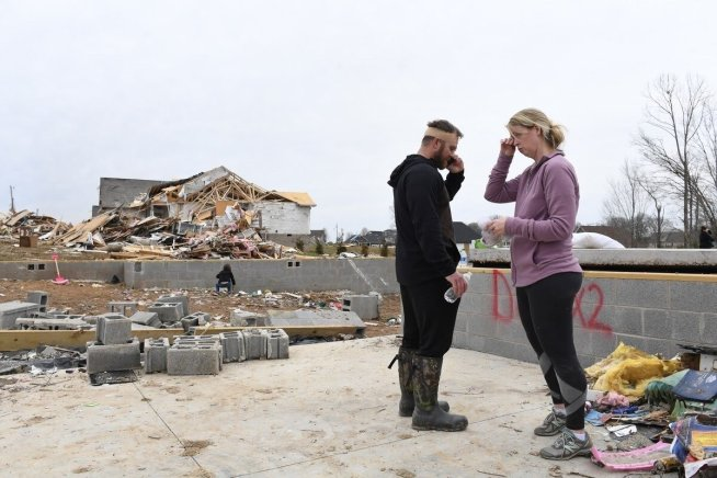 Nashville Tornado Disaster Relief