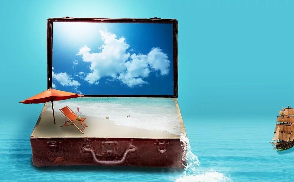 Viajar com pacotes de viagem vale a pena