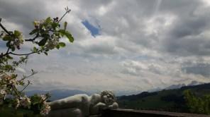 Die Ruhende - The resting woman