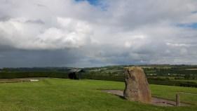 Newgrange, Rainbow
