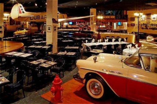 Habana Café Hotel Meliá Cohiba