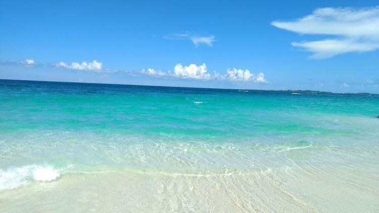 Cabbage Beach, em Paradise, Island Nassau