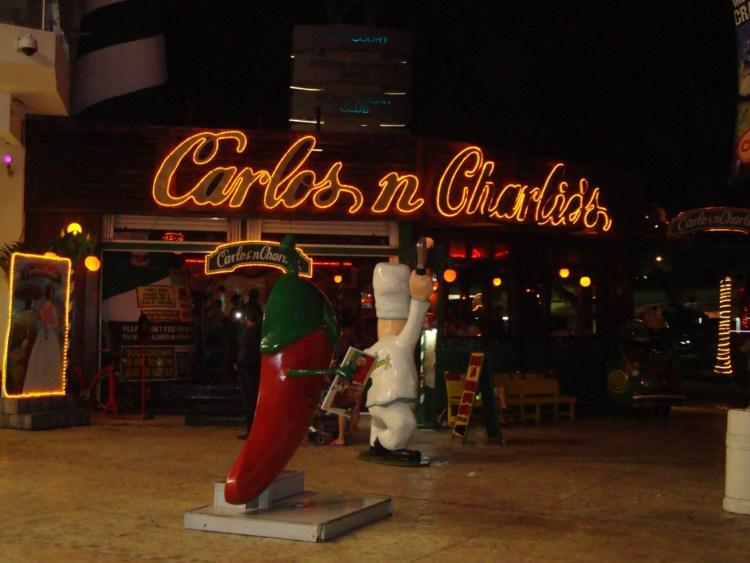 Carlos n Charles