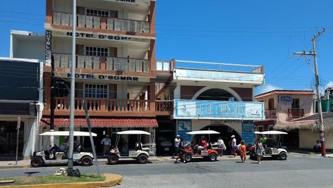 carrinhos cancun isla mujeres