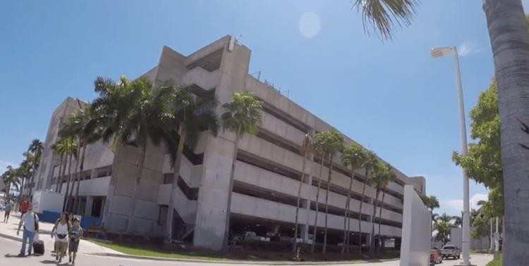 estacionamento porto miami