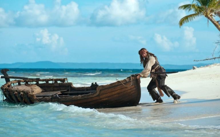 11 Filmes que foram gravados no Caribe