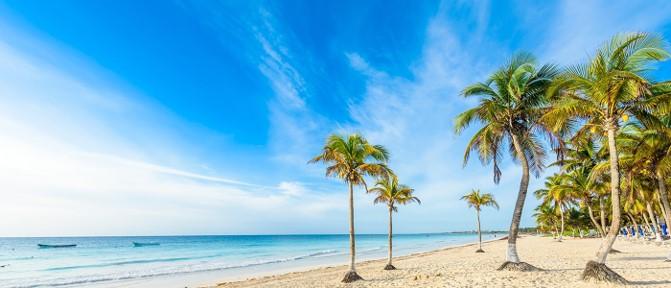 Playa Paraiso - Riviera Maya_México1