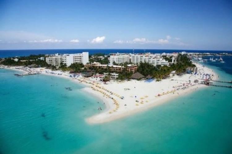 Playa Norte Isla Mujeres 1
