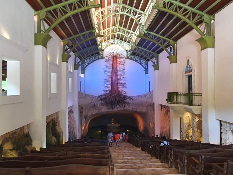 xcaret igreja