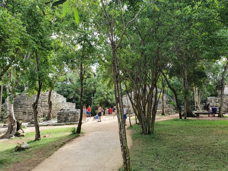 xcaret ruinas1