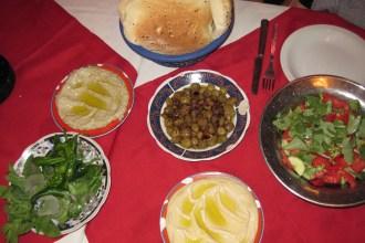 Gastronomia libanesa