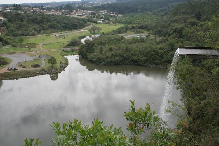 Parque Tangua Curitiba