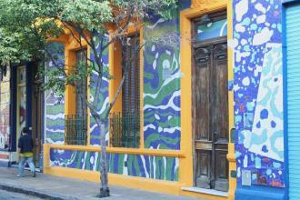 Pasaje Lanin Buenos Aires