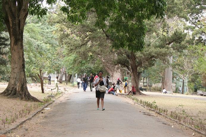 Parque Tunduro Maputo