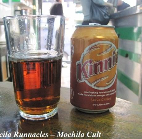 O refrigerante Kinnie