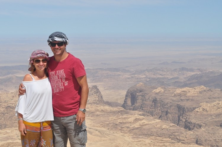 Madaba, Mar Morto
