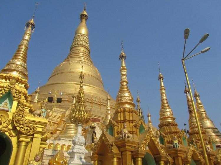Descobrindo um pouco do Myanmar