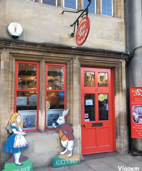Alice no País das Maravilhas - Oxford