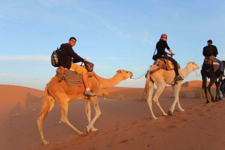 Aventura pelo Deserto do Saara, Marrocos