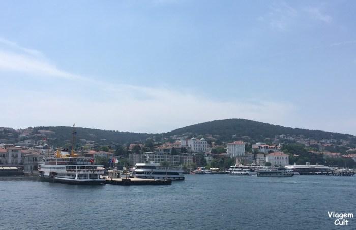 cruzeiros istambul