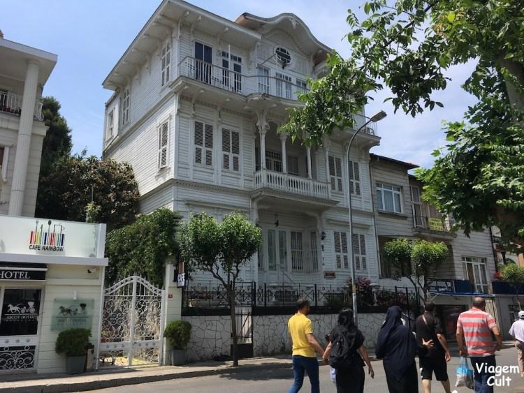 Büyükada Istambul