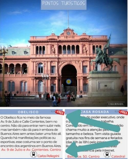 guia de viagem Buenos Aires