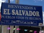 De El Salvador a Honduras (cruzando a fronteira)