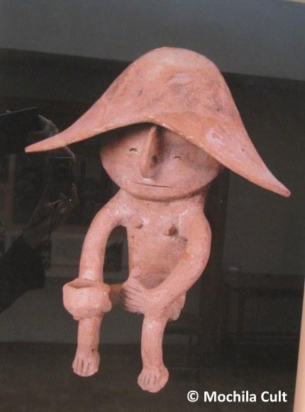 Primeiros chapéus feitos de palha