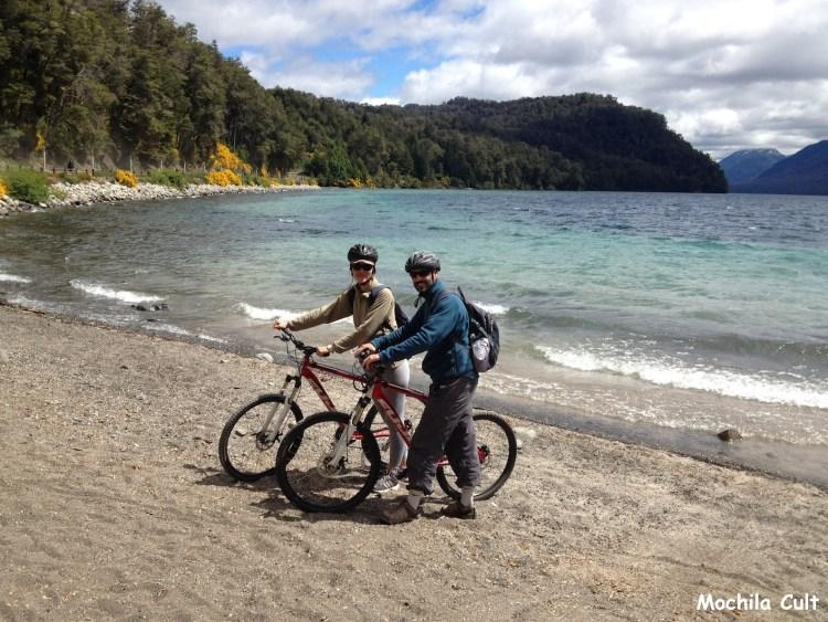 villa la angostura - bicicleta