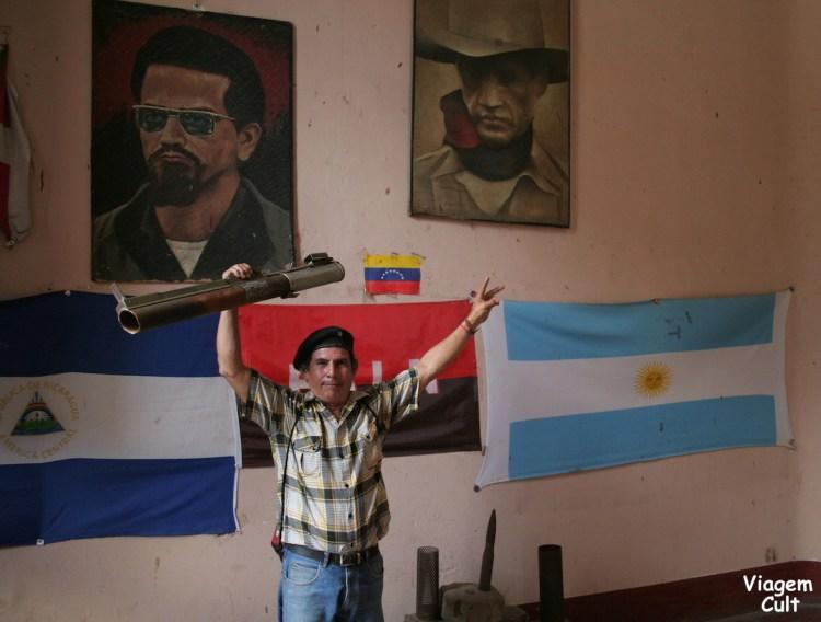Marcelo Pereira, ex-guerrilheiro