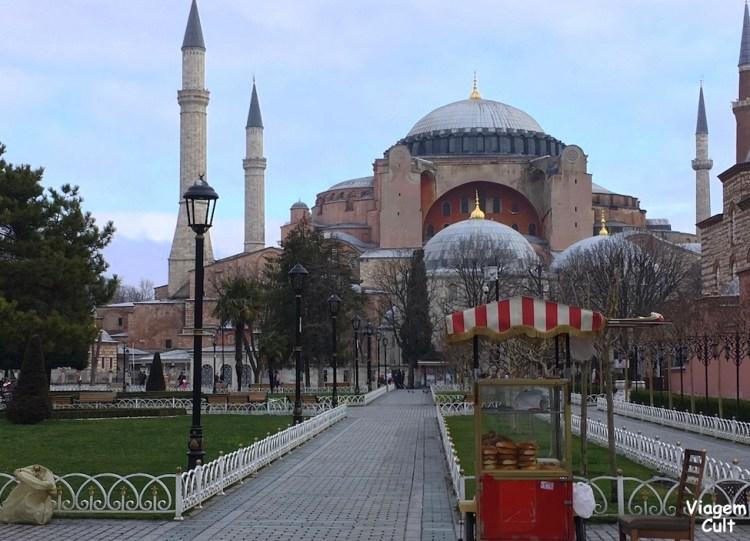 Santa Sofia Istambul
