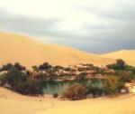 Deserto da Huacachina, pura adrenalina