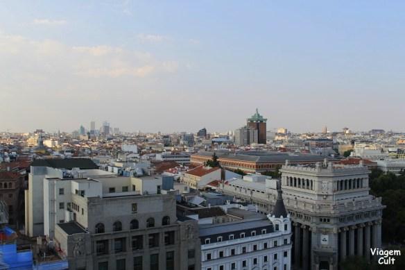 6 Lugares Para Ver Madri De Cima Viagem Cult