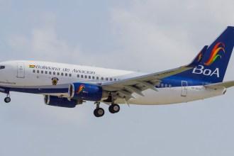 Como é viajar com a Boliviana de Aviación